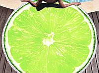 Полотенце пляж 150 см Микрофибра