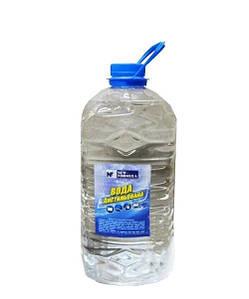Вода дистильована