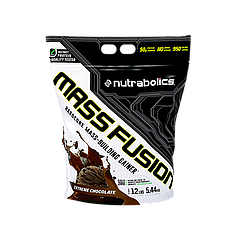 Гейнер для набора массы Nutrabolics Mass Fusion 2.0 5440 грамм Шоколад