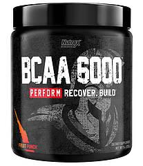 БЦАА Nutrex BCAA 6000 255 грамм Арбуз