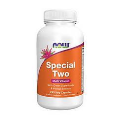 Комплекс витаминов Now Foods Special Two 240 капсул