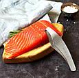 Пінцет для видалення кісток з риби Samura Fishka (SFT-01), фото 4