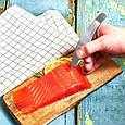 Пінцет для видалення кісток з риби Samura Fishka (SFT-01), фото 5