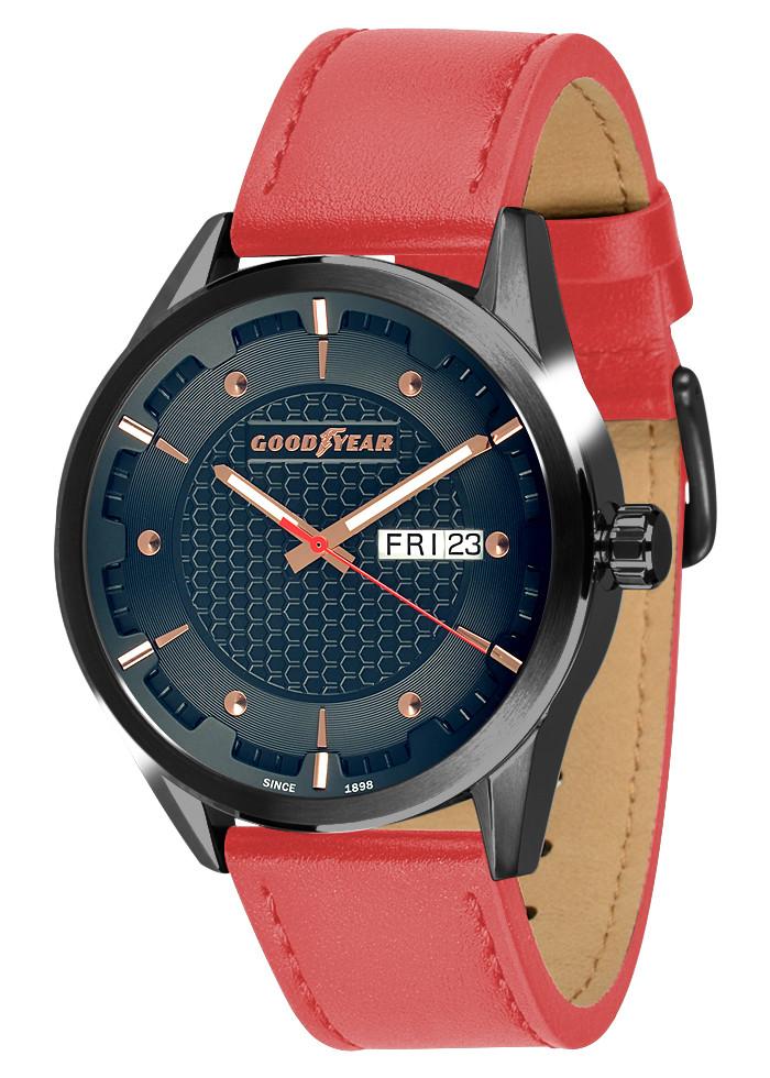 Чоловічі наручні годинники Goodyear G. S01239.02.03