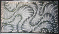 Абстрактная картина для дома Зебры. Шелк, батик.