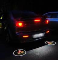 Проектор логотипа  автомобиля(врезной)