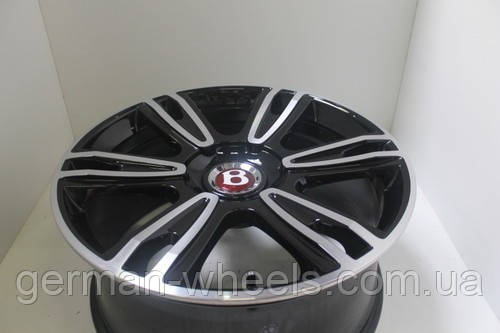 "Диски 21"" дюйм Bentley Continental GT GTC Coupe"