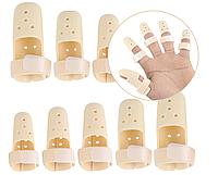 Шина для пальца руки (фиксация дистальной фаланги), набор 5 шт.