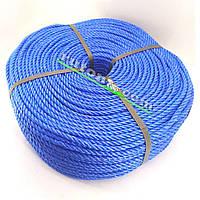 Мотузка рибальська кручена 4,0 мм 200 м для снастей аналог Туреччина marmara ©
