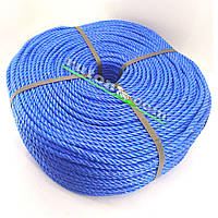 Мотузка рибальська кручена 6,0 мм 200 м для снастей аналог Туреччина marmara ©