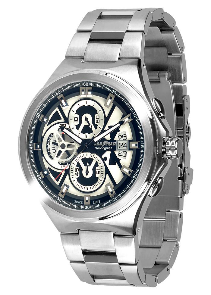 Мужские наручные часы Goodyear G.S01247.02.01