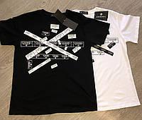 Женская летняя футболка Chanel х/б