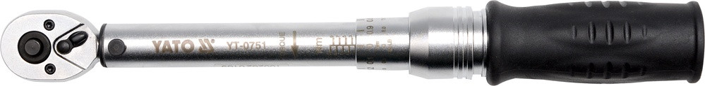 Ключ динамометричний 2-10 Нм YATO YT-0751