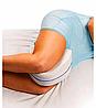 Подушка ортопедическая для ног и коленей Contour Leg Pillow New