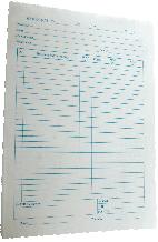 Бланк накладна (А4, газ, 100 шт)