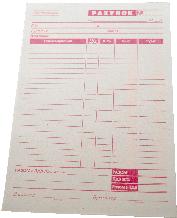 Бланк рахунок (А5, газетн, 100 шт)