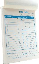 Бланк товарний чек (А6, газетн, 100 шт)