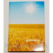 Книга канцелярская office book (А4, 500л, клетка, офс т/п)
