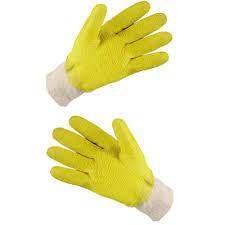 Перчатки рабочие для стекольщика