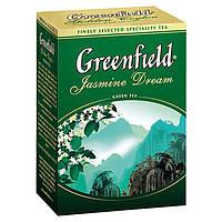 Чай зелёный Greenfield Jasmine Dream Жасмин 100 г.