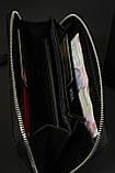 Подарочный набор кожаных аксессуаров Norton Premium Black, фото 4