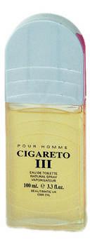 Cigareto 3 чоловіча туалетна вода Тестер