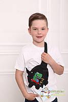 Дитяча сумочка через плече єдиноріг, дитяча сумка у вигляді єдинорога, фото 2