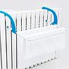 Съемная сушилка для одежды Fold Clothes Shelf, голубая