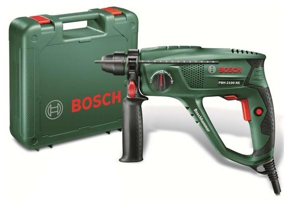 Перфоратор Bosch PBH 2100 RE