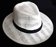 Шляпа пляжная Fashion (58 см) белая
