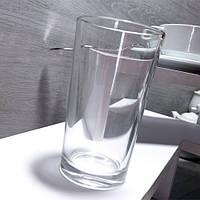 Скляні високі стакани Ода 270мл для води і соку