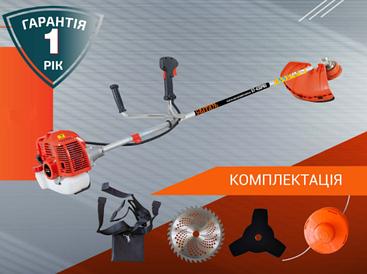 Мотокоса Свитязь БТ-430 PRO