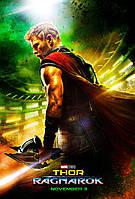 "Постер на холсте ""Thor Ragnarok (Teaser)""  60 х 80 см"
