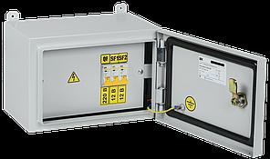 Ящик с понижающим трансформатором ЯТП-0,25 230/12-3 УХЛ2 IP54 IEK