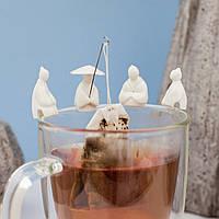 """Набір для власників чайного пакетика """"Рибалка"""" 4 шт."""