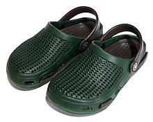 Крокси Sanlin 30-35 зелені
