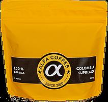 """Alfa Coffee """"Colombia Supremo"""" 250 г"""