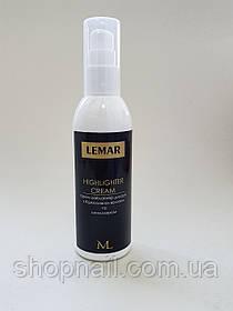 LEMAR Крем - хайлайтер для рук (с шиммером и пчелиным воском), 100мл