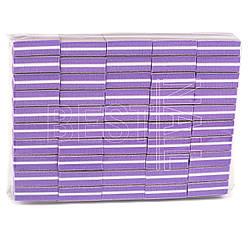 Мини баф 20*33 мм фиолетовый (50 шт)