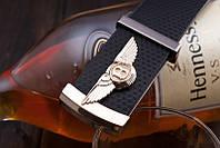Стильний чоловічий ремінь Bentley., фото 9