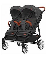 Дитяча прогулянкова коляска CARRELLO CONNECT CRL-5502 SERIOUS 4 кольори