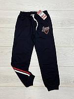 Трикотажные спортивные штаны для девочек. 13 и 16 лет.