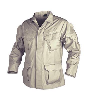 Китель Helikon SFU - Khaki (Cotton R/S)