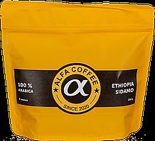 """Alfa Coffee """"Ethiopia Sidamo"""" 250 г"""