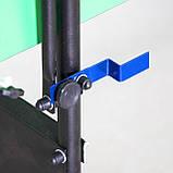 Тенісний стіл складаний S4S Еліт, зелений, фото 5