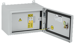 Ящик с понижающим трансформатором ЯТП-0,25 230/36-2 УХЛ2 IP54 IEK
