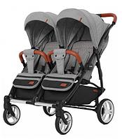 Дитяча прогулянкова коляска CARRELLO CONNECT CRL-5502-1 SERIOUS 4 кольори
