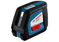 Нивелир лазерный линейный Bosch GLL 2-50 + Штатив BS 150