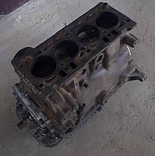 Блок цилиндров двигателя в сборе поршня 72.5 коленвал 1100 Таврия Славута ЗАЗ 1102 1103 1105