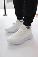 Кроссовки Adidas Alphabounce Instinct White Адидас Альфабаунс Инстинкт Белые (43,45)